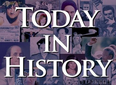 News video: Today in History for  May 29th